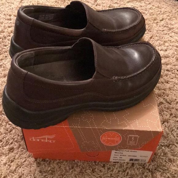 Dansko Shoes Slip On Wayne 43 Eu Usa